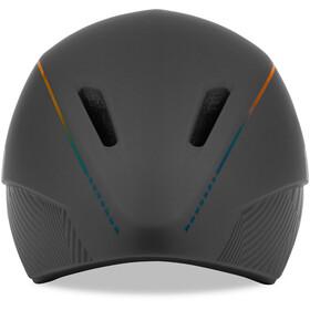 Giro Aerohead MIPS Cykelhjelm, matte grey firechrome